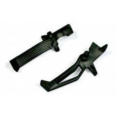 APS RAF Flat Trigger (M4/M16) (Black)