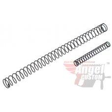 Angel Custom Enhanced Recoil & Hammer Spring for WE TM 5.1 4.3 Hi-CAPA Pistols - 150%
