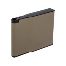 Silverback 30rd Steel Mid-Cap Magazine for Desert Tech SRS Series (FDE)