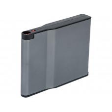 Silverback 30rd Aluminum Mid-Cap Magazine for Desert Tech SRS Series (Grey)