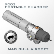 Madbull XC03 Portable Adjustable CO2 Charger