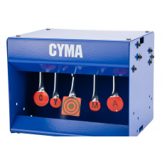 "CYMA ""ZERO"" Steel Mechanical Automatic Airsoft Target Trap"
