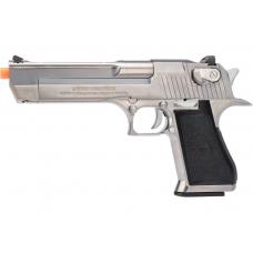 WE-Tech Magnum Research Licensed Desert Eagle GBBP (Chrome)