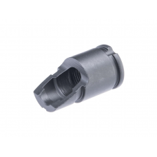 Matrix Steel Slant-Type Compensator/Flash Hider for AKM (14mm-)
