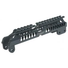 GHK Zenimei CNC Aluminum Railed Handguard Top for AK