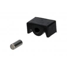 "Fire Fly Namazu ""Flat Hop"" Hop-up Nub with Stainless Steel Pin (Type: Medium)"