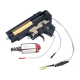 CYMA Complete V2 M4 Gearbox w/ QCS, High Speed Motor (Rear Wired)