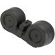 Matrix 2500rd Auto-Winding/Sound Control C-Mag Drum Magazine for AK Series AEGs