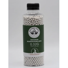 High Power Airsoft (HPA) Precision Biodegradable BBs (0.32g/1kg)