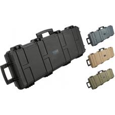 """EMG Transporter Lockable 42"""" Hard Case w/ Low-Profile Wheels & PnP foam"""