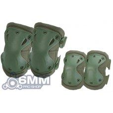 matrix Knee and Elbow Pad Set (OD)