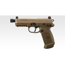 Tokyo Marui FNX-45 Tactical GBB Pistol (Tan)