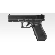 Tokyo Marui Model 17 Gen 4 GBB Pistol (Black)