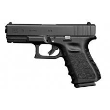 Tokyo Marui Model 19 Gen 3 GBB Pistol (Black)