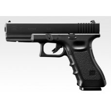 Tokyo Marui Model 17 Gen 3 GBB Pistol (Black)