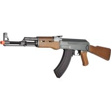 Lancer Tactical LT-728-NB AK AEG (Faux Wood)