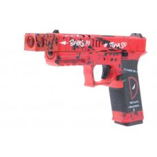 AW Custom VX7202 Model 17 Pistol deadpool g17