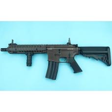 G&P Daniel Defense Mk18 Mod 1 AEG - Cerakoted Edition (Chocolate Brown)