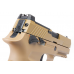 SIG Sauer ProForce/VFC P320 M18 Green Gas Pistol (Tan)