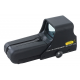 GK Tactical 552 Open Red Dot Sight (Black)
