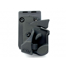 CTM Airsoft Holster for Action Army AAP-01 (Black)