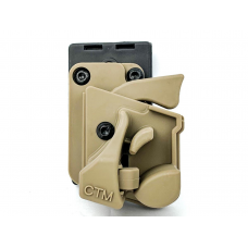 CTM Airsoft Holster for Action Army AAP-01 (Tan)
